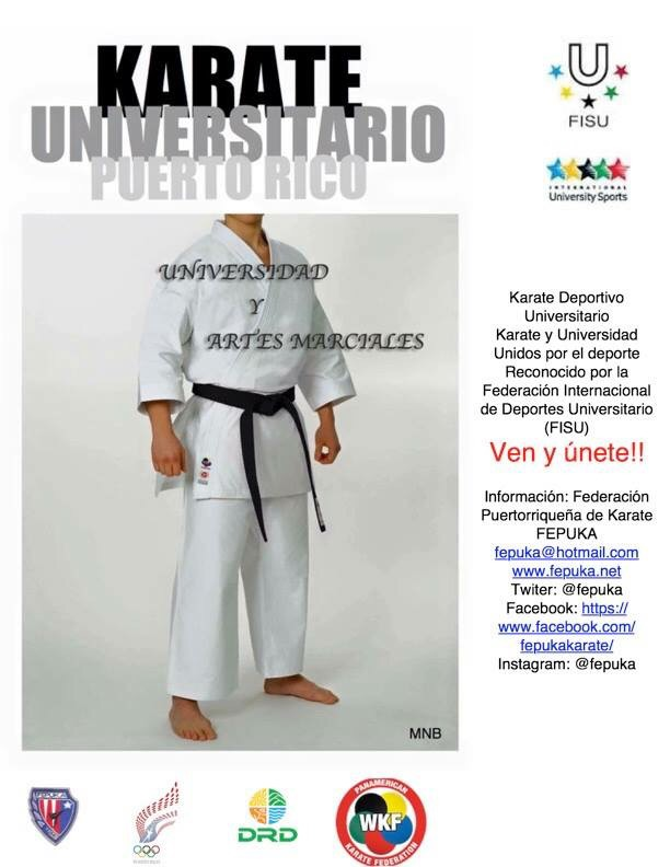 Karate Deportivo Universitario