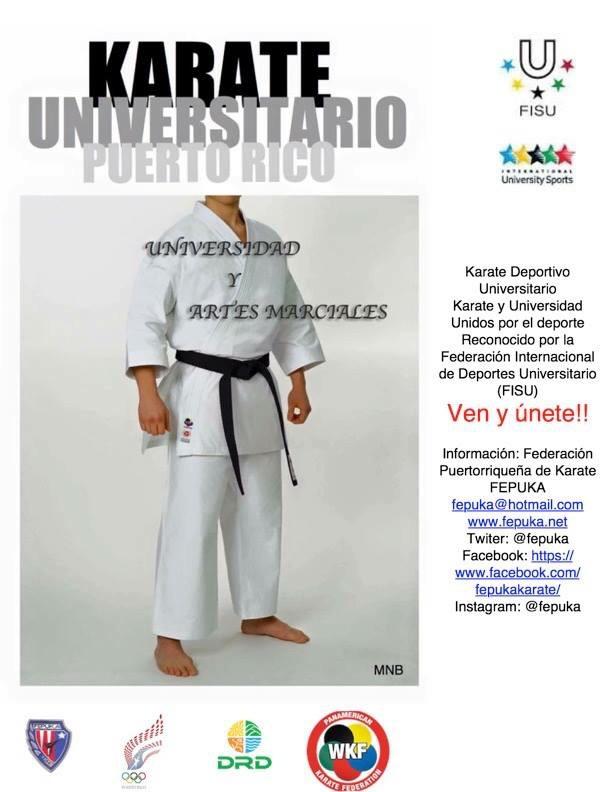 Karate Deportivo Universitario